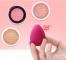 BeautyPaPa Black Beauty Makeup Applicator Super Soft Sponge Powder Blender Smooth Foundation Contour Blending Puff
